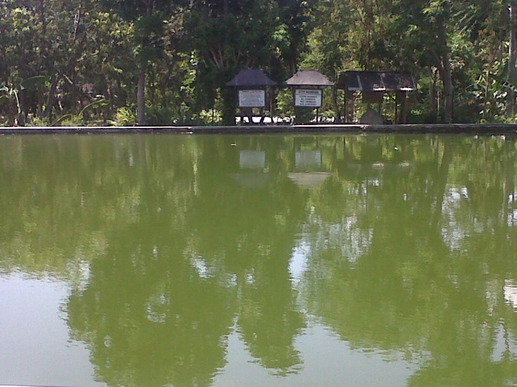 Sendang Gede di Kecamatan Ngimbang Lamongan