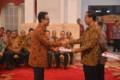 Wagub Jatim Terima DIPA 2015 dari Presiden Jokowi