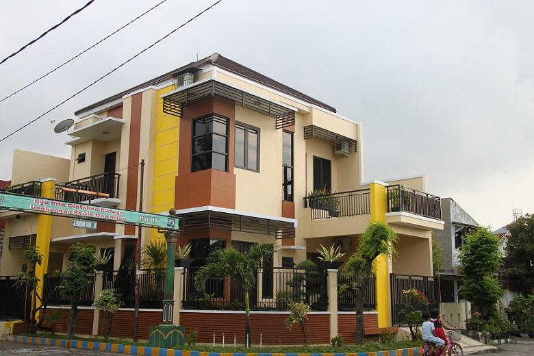 Rumah Mewah Minimalis Bertingkat