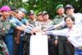 Sekdaprov dan Kapolda Jatim Launching Program Bersatu Keselamatan Nomor 1
