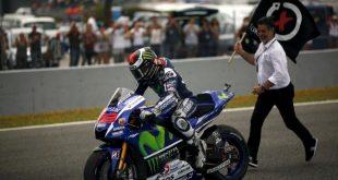 Duo Yamaha Kembali Berdiri di Podium MotoGP