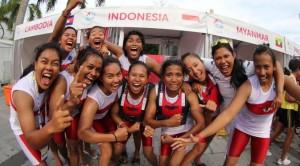 Tim Putri Perahu Naga Indonesia2