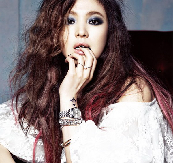 Gaya Berpakaian Bohemian Ala Artis Korea song