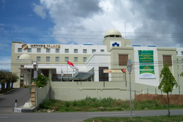 Hermes Palace Hotel Aceh Indonesia Berita Lamongan
