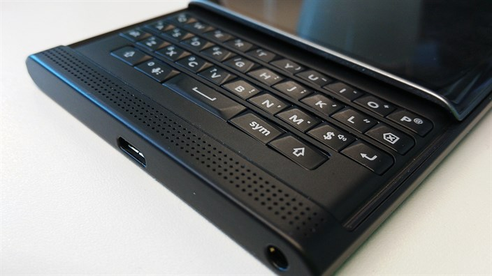 keyboard qwerty blackberry priv