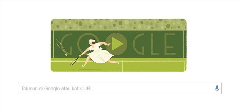 Google Doodle hari ini, Selasa 24 Mei 2016