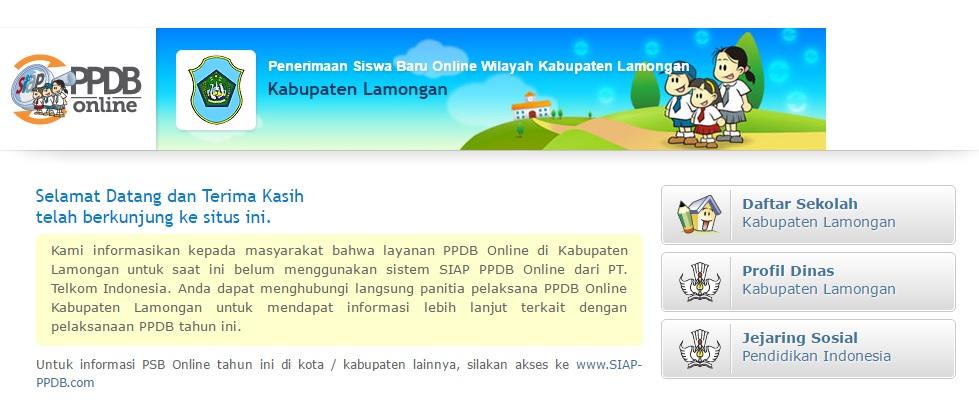 ppdb online lamongan