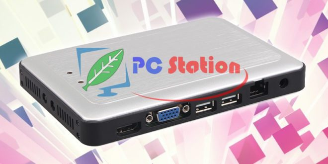 PC Station AGC 500L Terbaru