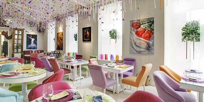 Desain Restoran Minimalis