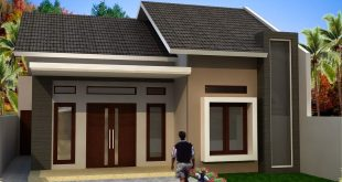 Membuat Denah Rumah Minimalis 1 Lantai Sendiri