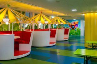 Landscape Interior Candy Crush Saga