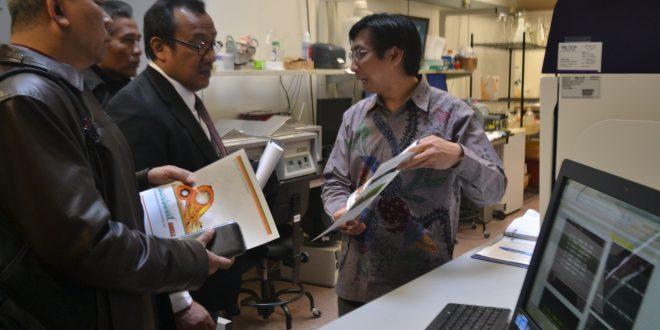 Kunjungan Perwakilan Pemprov Jatim saat di US