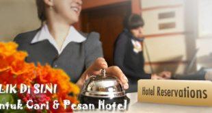 Pesan Hotel Tanpa Kartu Kredit Yang Mudah Hanya Dengan Online