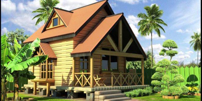 94 Gambar Desain Rumah Minimalis Kayu HD Gratid Untuk Di Contoh
