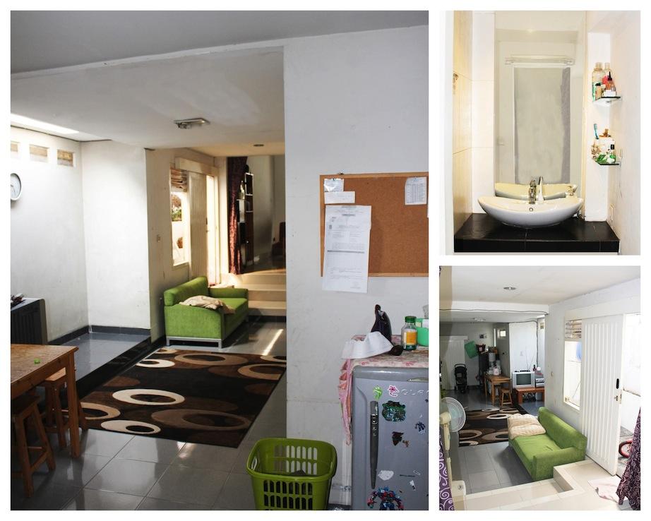Penerapan Desain Rumah Minimalis Pada Ruangan Berita Lamongan