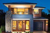 Rumah minimalis type 45 dua lantai