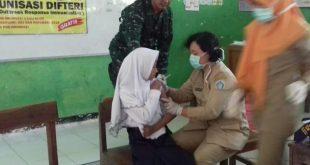 9 Orang Suspect Difteri Ditemukan Di Lamongan
